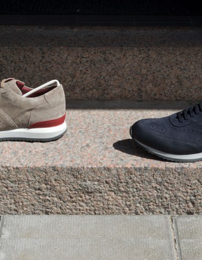 Moreschi Suede Sneaker - 3600 SEK