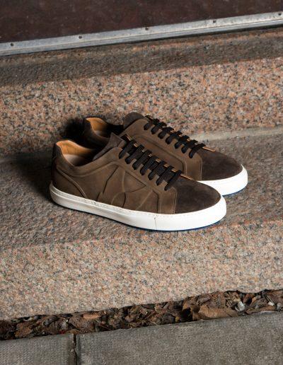 Moreschi nubuck sneaker - 3200 SEK