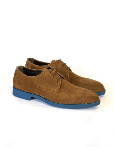 Brown Suede Derbys 3.900 SEK