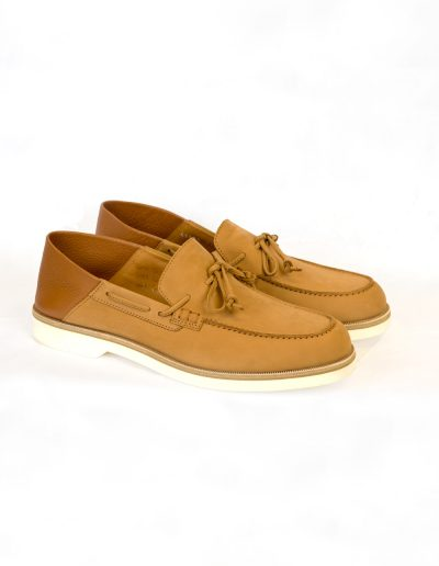 Lt Brown Nubuck Loafers 2.900 SEK