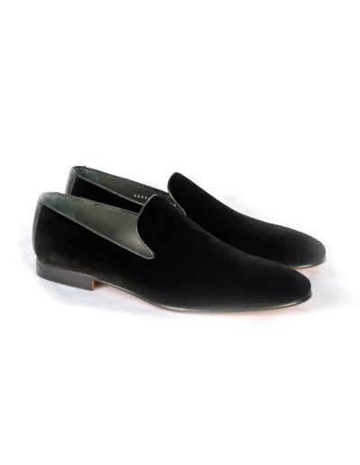 Black Velvet Slippers 3.900 SEK