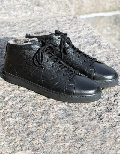 Moreschi Sneaker Black