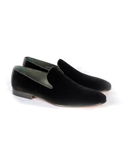Moreschi Velvet slippers