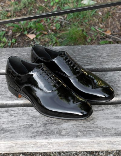 Cheaney & Sons - Kelly Black Patent